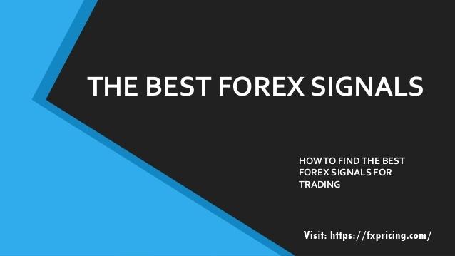 free forex signal rss